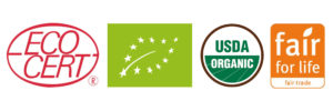 OLVEA - Our vegetable oils - Organic and fairtrade Certifications - Ecocert - Organic - USDA Organic - Fair for Life