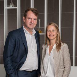 Arnauld Daudruy et Caroline Mayaud-Daudruy
