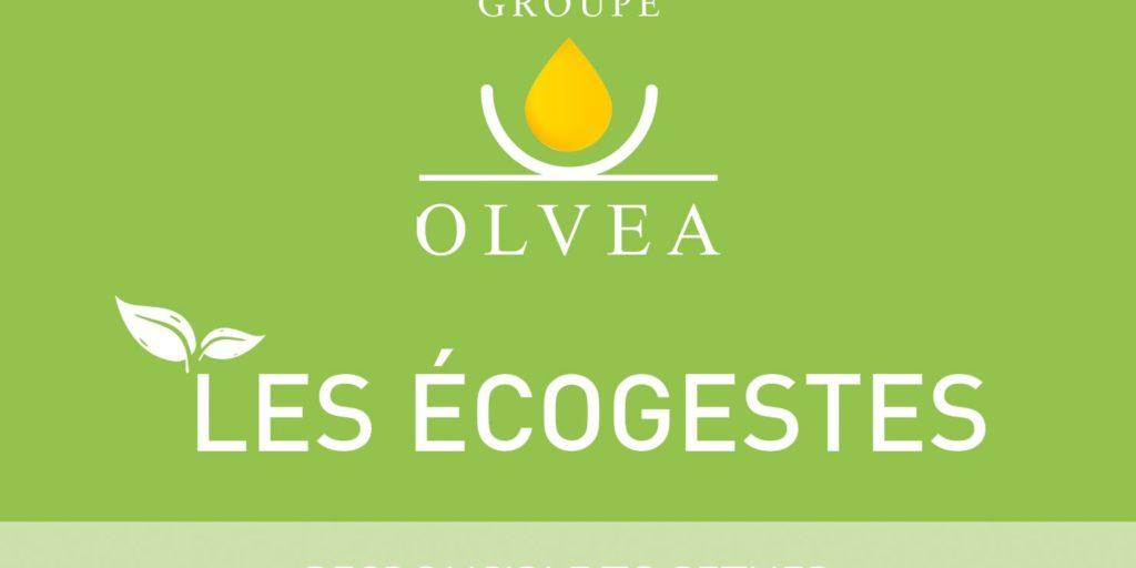 OLVEA's Eco-gestes - Sustainable Development
