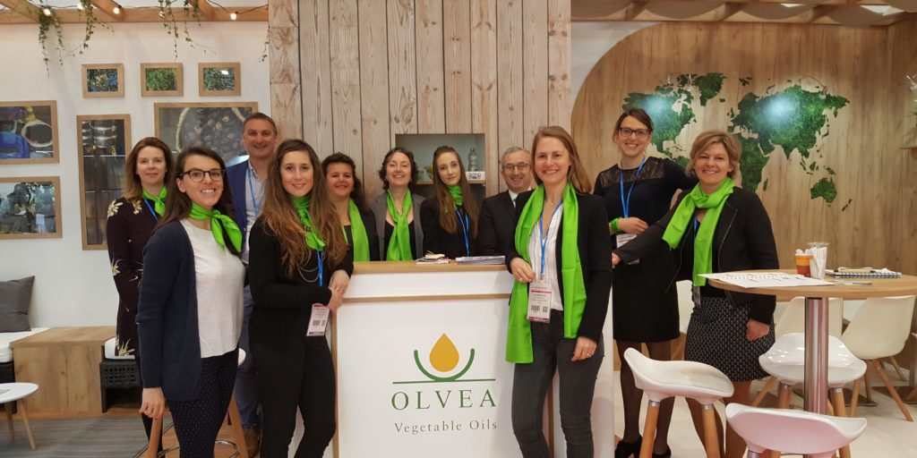 OLVEA - incosmetics cosmetics industry leading supplier vegetable oils butter