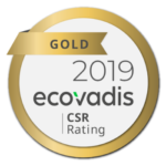 OLVEA - Corporate Social Responsibility - Ecovadis - Level Gold